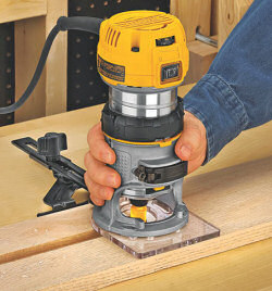 Trim Routers Your New Best Friend Woodworking News